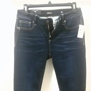 New MIss Me 28 super skinny crop jeans